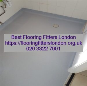 Wet Room Vinyl Flooring Installers In Catford