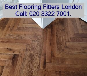 Herringbone Engineered Wood Flooring Fitters