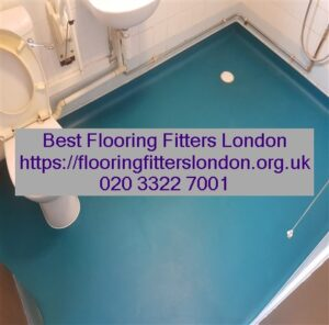 Safety Flooring Fitters In London