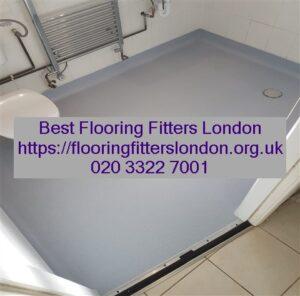 Wet Room Vinyl Flooring Installers In Clapham Junction