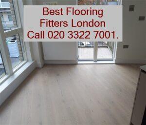 Kitchen Laminate Floor Fitters London