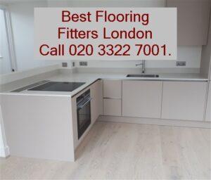 Waterproof Laminate Floor Fitters London